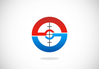 target-business-game-vector-logo