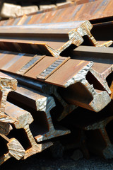 railway rails scrap recycling 5