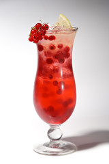 Redcurrants Cocktail