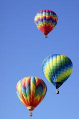 Balloon lift-off