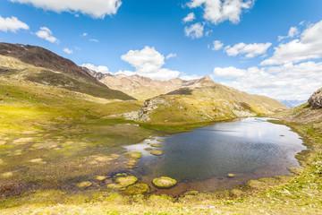 laghetto alpino - Val Viola - Bormio