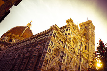 Santa Maria del Fiore: the famous cathedral in Florence