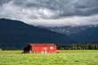 Red Barn - New Zealand