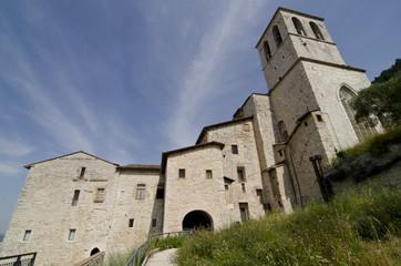 Gubbio Cathedral (Umbria, Italy)