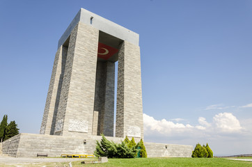 Canakkale Martyrs' Memorial, Turkey