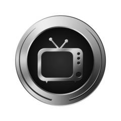Icone argent TV