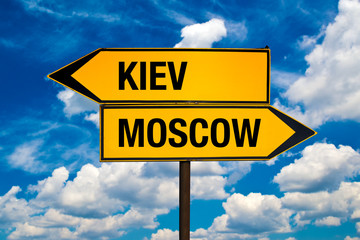 Kiev or Moscow