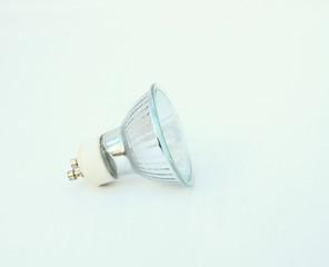 ampoule pour spot,isolé,fond blanc