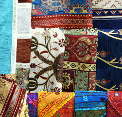 Rug fabric from Turkey in Bazaar