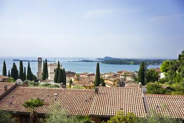 Lago di Garda Gardone Riviera Belvedere