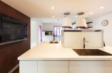 nice domestic kitchen