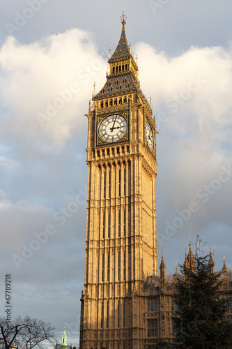canvas print picture Big Ben