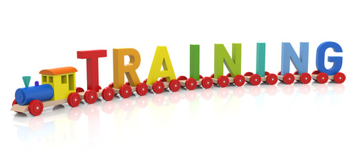 Toy Train & Training