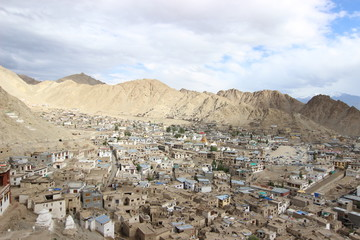 Sunset - Leh City