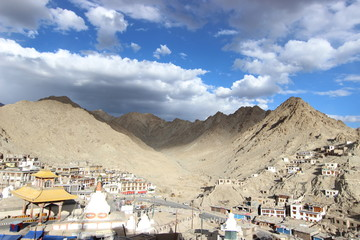 Afternoons in Leh