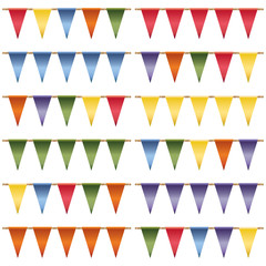 triangle bunting pack