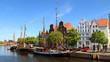 Leinwandbild Motiv Lübeck