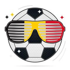 soccer party, belgium