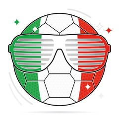 soccer party - italy