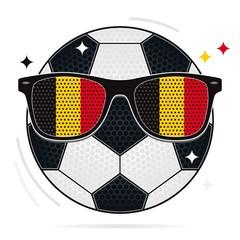 soccer party: belgium
