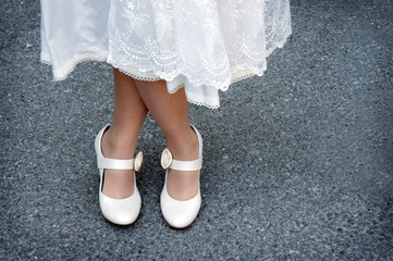 Bridal shoes