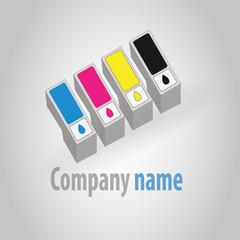 Printer ink cartridges symbol Store 2