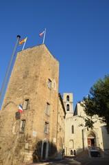 Tour de l'hôtel de ville, ancien palais épiscopal, Grasse