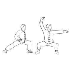 Wushu Doodle