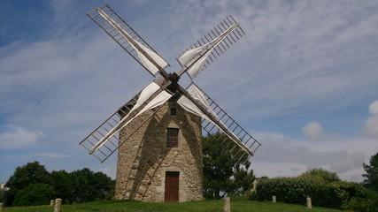 Moulin à vent hdr