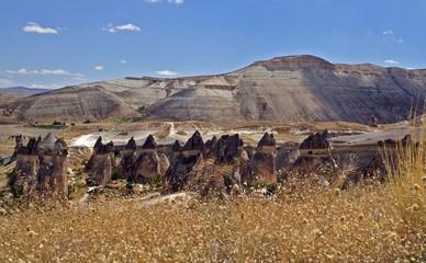 Cappadocia: tra terra e cielo