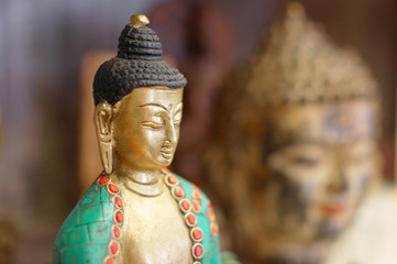 Portrait of Buddha
