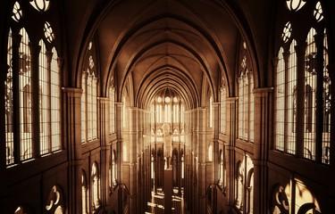 Chiesa cattedrale gotica