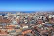 Liverpool aerial view, United Kingdom