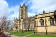 Manchester, UK - the Cathedral