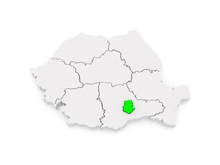 Bucharest Region Development Romania.