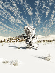 Future Soldier, Snow Patrol
