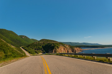 Cabot Trail Highway