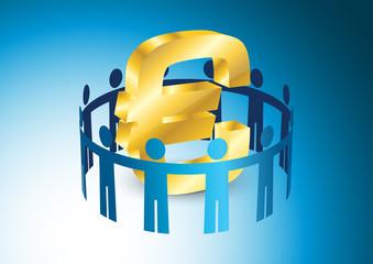 omini euro, unione monetaria, economia
