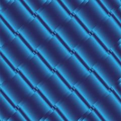 Blue Metal Background Texture Of Aluminum Sheet