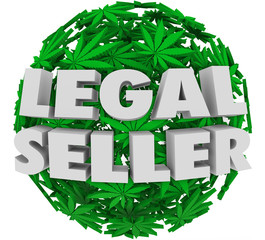 Legal Seller Marijuana Pot Licensed Grower Cannabis
