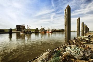 Fischereihafen von Fedderwardersiel