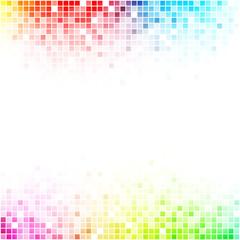 kolorowa mozaika tło wektor