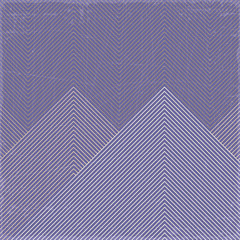 Grunge Retro Mountains
