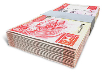 Hong Kong Dollar Notes Bundles