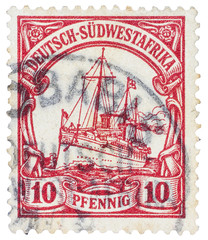 Old German South - West Africa stamp