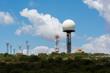Radar on the island of Majorca - 67818436