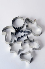 chritmas cookie cutters