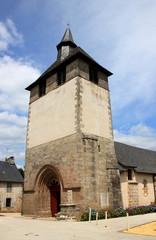 Eglise de Chamberet (Corrèze)
