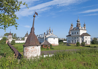 Orthodox Monastery of Archangel Michael in Yuriev-Polsky