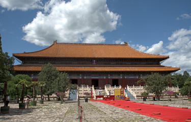 Tomb of Emperor Yongle of Ming dynasty, Changping, China